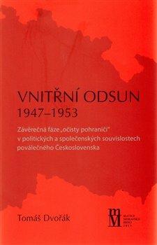 Obálka titulu Vnitřní odsun 1947–1953