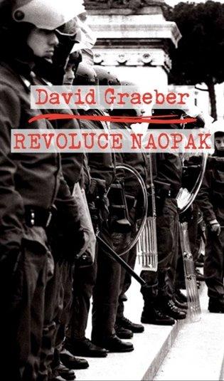 Revoluce naopak - David Graeber   Booksquad.ink