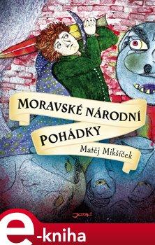 Obálka titulu Moravské národní pohádky
