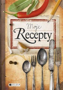 Obálka titulu Moje recepty – zápisník