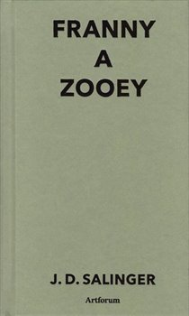 Obálka titulu Franny a Zooey