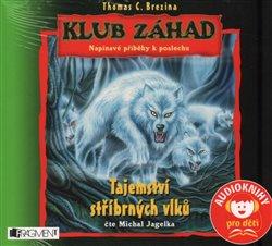 Obálka titulu Klub záhad – Tajemství stříbrných vlků