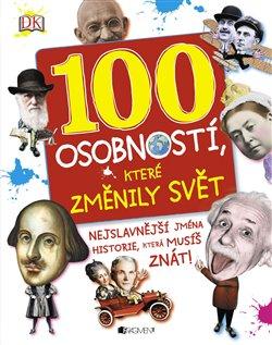 Obálka titulu 100 osobností, které změnily svět