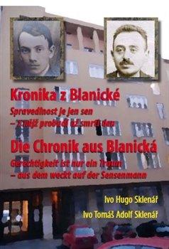 Obálka titulu Kronika z Blanické - Spravedlnost je jen sen - z nějž probudí až smrti den