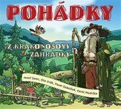 Obálka titulu Pohádky z Krakonošovy zahrádky