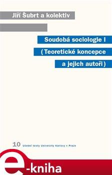 Obálka titulu Soudobá sociologie I.
