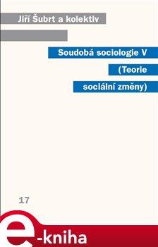 Obálka titulu Soudobá sociologie V.