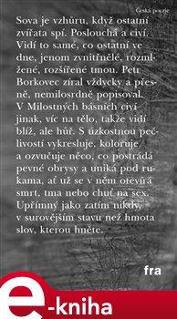 Obálka titulu Milostné básně