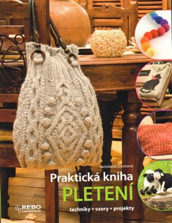 Obálka titulu Praktická kniha-pletení