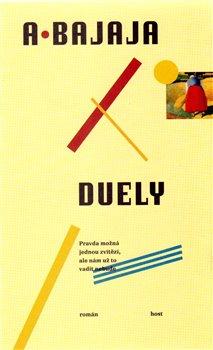 Obálka titulu Duely