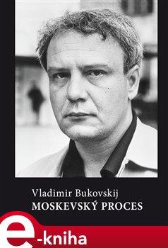 Obálka titulu Moskevský proces
