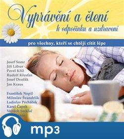 Obálka titulu Vyprávění a čtení k odpočinku a uzdravení
