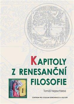 Obálka titulu Kapitoly z renesanční filosofie