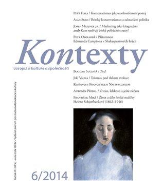 Kontexty 6/2014 - - | Booksquad.ink