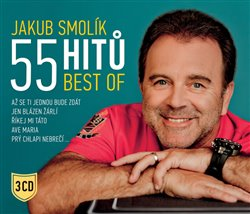 Obálka titulu 55 hitů Best of - 3 CD