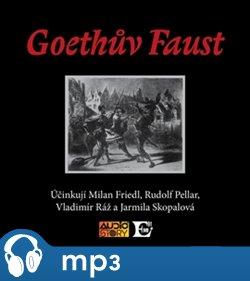 Obálka titulu Goethův Faust
