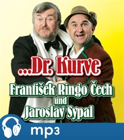 Obálka titulu ...Dr. Kurve