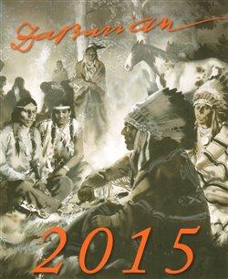 Nástěnný kalendář Zdeněk Burian 2015