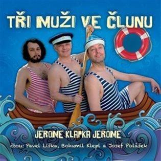 Tři muži ve člunu