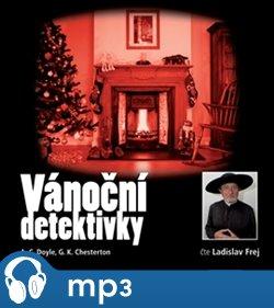 Obálka titulu Vánoční detektivky
