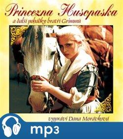 Obálka titulu Princezna Husopaska a další pohádky bratří Grimmů