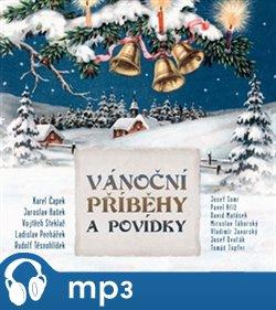 Obálka titulu Vánoční příběhy a povídky
