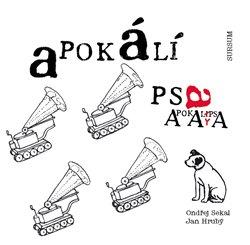Obálka titulu A pokálí psa APOKALI(Y)PSA