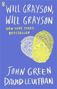 Obálka titulu Will Grayson, Will Grayson