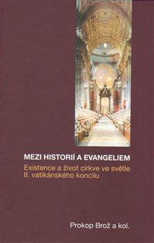 Obálka titulu Mezi historií a Evangeliem