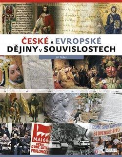 Obálka titulu České a evropské dějiny v souvislostech