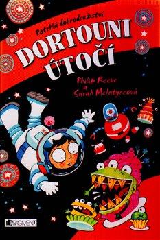 Obálka titulu Potrhlá dobrodružství – Dortouni útočí