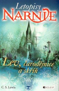 Obálka titulu Letopisy Narnie-Lev, čarodějnice a skříň