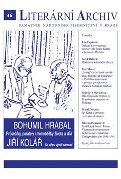 Obálka titulu Bohumil Hrabal – Jiří Kolář - Průsečíky, paralely i mimoběžky života a díla