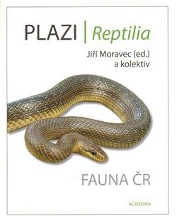 Obálka titulu Plazi - Fauna ČR