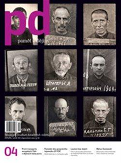 Obálka titulu Paměť a dějiny č. 4/2014
