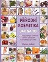 Obálka knihy Přírodní kosmetika