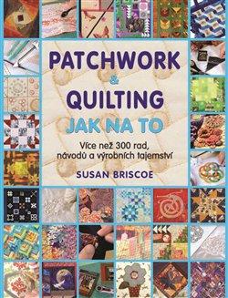 Obálka titulu Patchwork a quilting