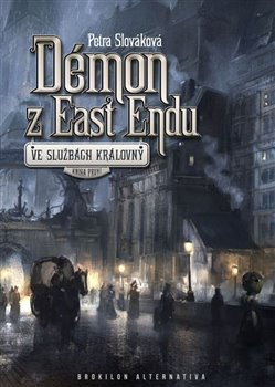 Obálka titulu Démon z East Endu