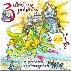 Obálka titulu Babiččiny pohádky o princích a princeznách 1+2