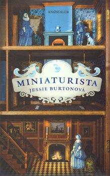 Obálka titulu Miniaturista