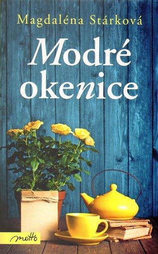 Modré okenice - Magdaléna Stárková | Booksquad.ink