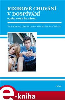 Obálka titulu Rizikové chování v dospívání