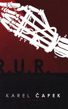 Obálka titulu R.U.R.