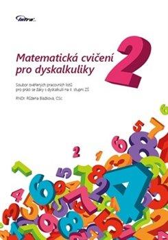 Obálka titulu Matematická cvičení pro dyskalkuliky 2