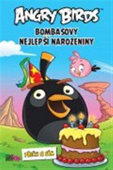 Obálka titulu Angry Birds – Bombasovy nejlepší narozeniny