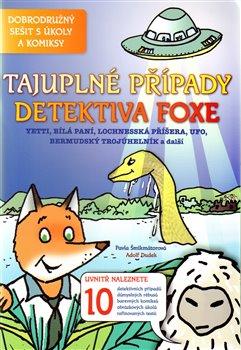 Obálka titulu Tajuplné případy detektiva Foxe