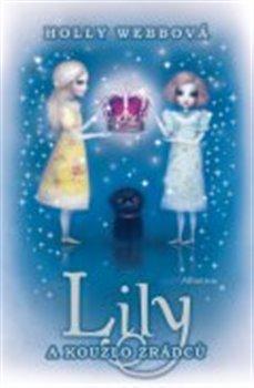 Obálka titulu Lily a kouzlo zrádců
