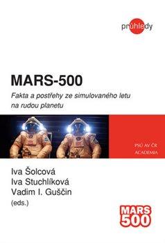 Obálka titulu Mars - 500