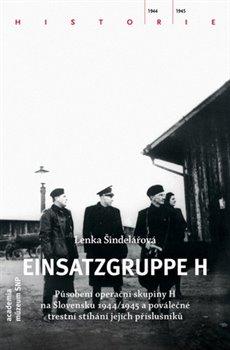 Obálka titulu Einsatzgruppe H
