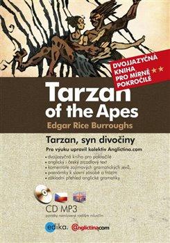 Obálka titulu Tarzan, syn divočiny